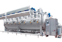 Fong's Tec Series- high temperature piece dyeing machine