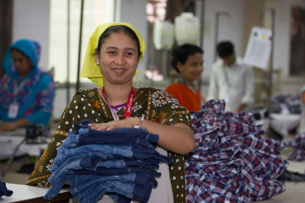 garments sector in bangladesh