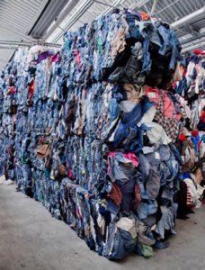 Figure 1: H&M is leading the change in fashion cycle and contributing in building circular fashion.