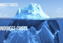 Figure 1: Ignoring indirect costs could be devastating in garment costing.