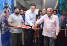 Figure 1: Opening of the new office facilities of Swiss Swiss Colours Bangladesh Ltd. agent for Huntsman (Singapore) Pte. Ltd in Bangladesh