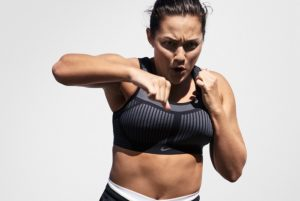 """711de20fc04e The right sports bra can be the difference between a kickass workout and no  workout at all. Janett Nichol said """"It is the most important piece of  apparel ..."""