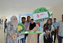 Figure: Nur E Yasmin Fatima, Deputy Managing Director, Zaber & Zubair Fabrics and CEO, Nice Denim Mills Ltd inaugurated the campaign.