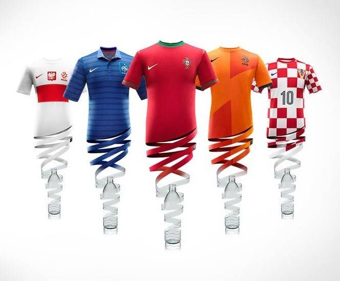 8f861ce07 Jersey from recycled polyester – A good example of building a ...