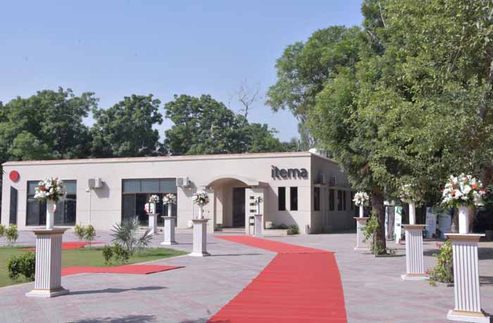 Figure: Brand-new state-of-the-art training center – ItemaCampus at Lahore in Pakistan.
