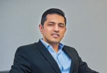Figure: Sharif Zahir, Managing Director of Ananta Group.