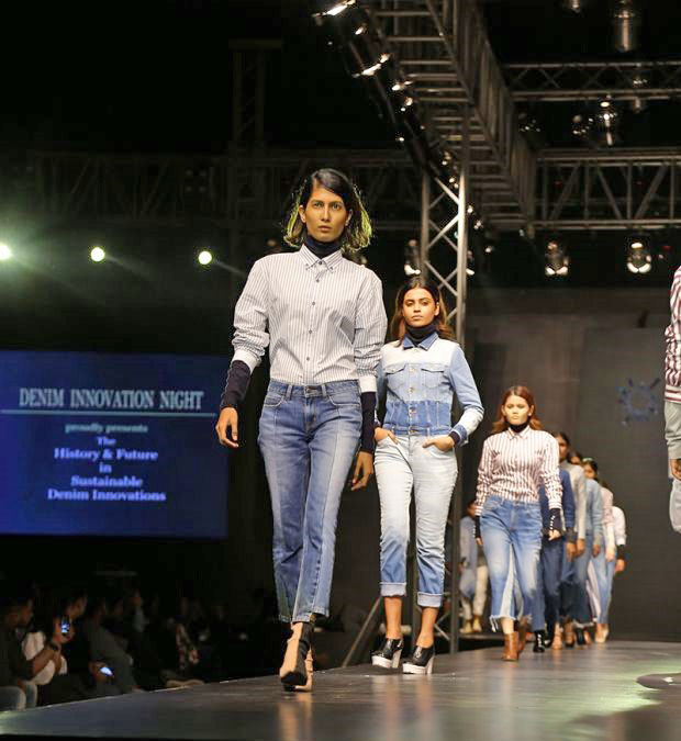 """Figure 2: Pacific Jeans Group organized a special event titled """"Denim Innovation Night"""" on November 8 at ICCB in the city."""