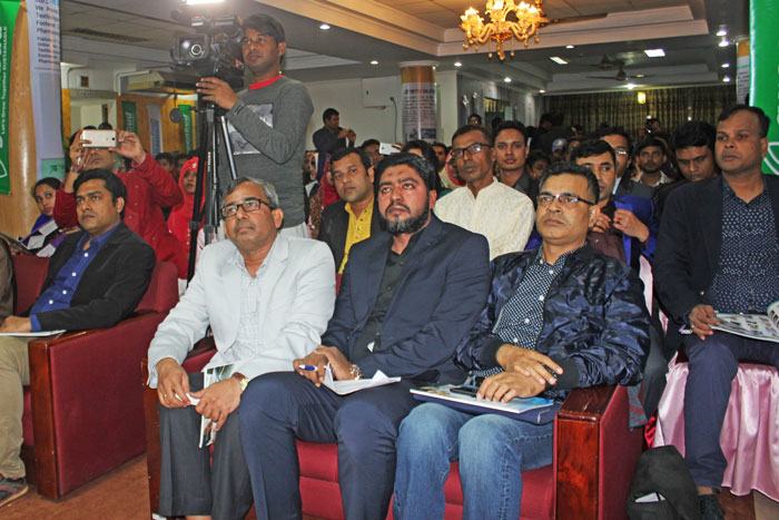 Figure 1: Distinguished guests were present at BSAHRP 2nd anniversary program.