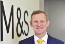 Figure 1: Stephen Joseph Rowe, CEO, Marks and Spencer.