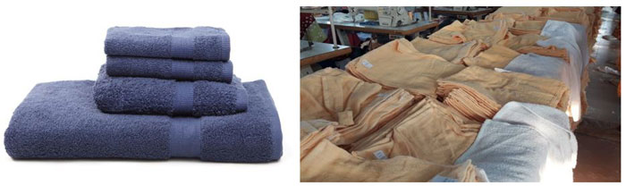 Figure1: Terry towel