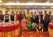 Figure 1: More than 20 Textile professionals participated the BAPS training program.