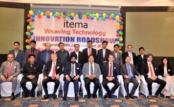 Figure 1: Itema and Pacific Associates Ltd team at Itema innovation roadshow recently held in Dhaka.