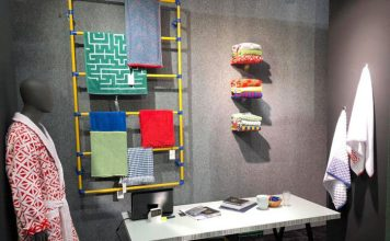 Figure 1: NTTML attended the Heimtextil 2018.