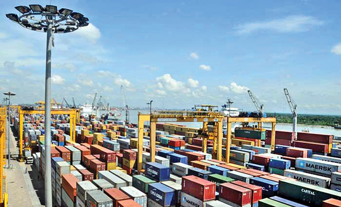 Figure 1: Chittagong port.