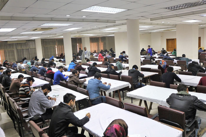 Figure 1: 358 talents registered for TTH final exam from 23 institutions all around Bangladesh. The exam held concurrently in two venues in Dhaka and Khulna.