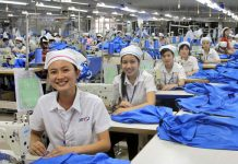 Figure 1: Vietnam's Textile & Apparel is giving a great momentum at their economy and at the life of people.