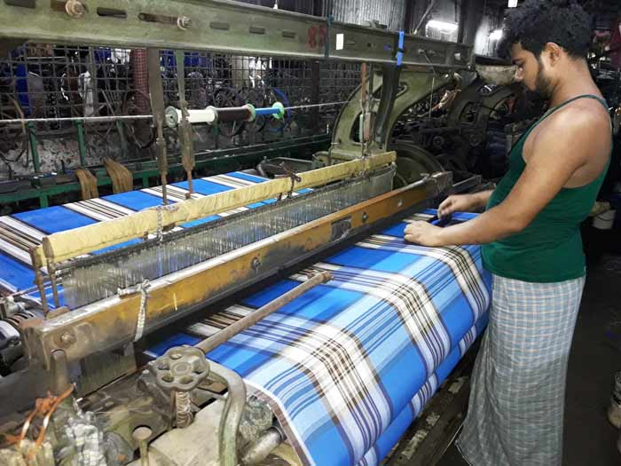 Traditional lungi business being accelerated in the national