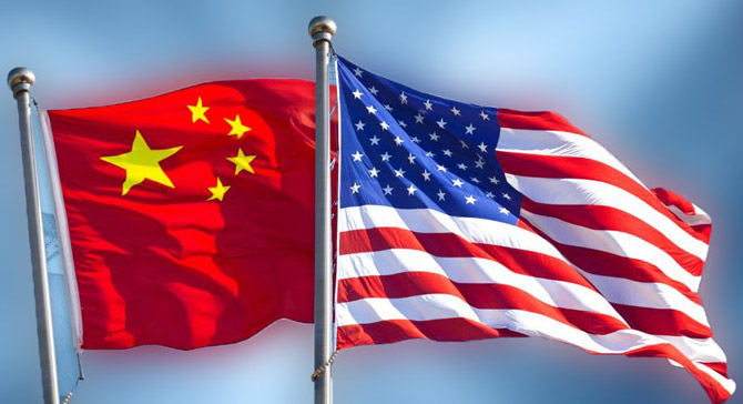 The impact of trade battle between the US and China on