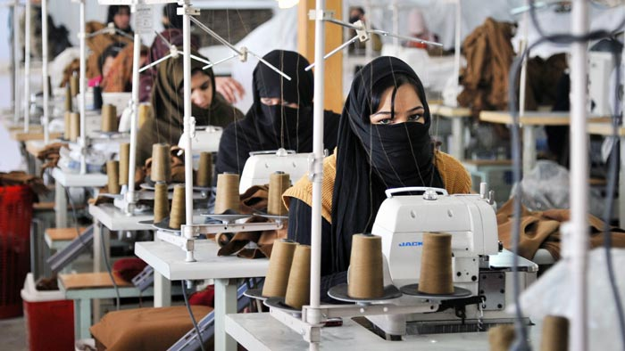 Pakistan ministry to invest in training for textile sector