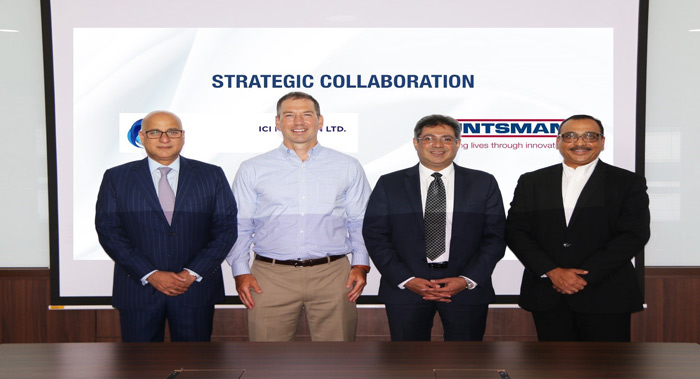 Huntsman Textile Effects & ICI Pakistan entered into strategic collaboration