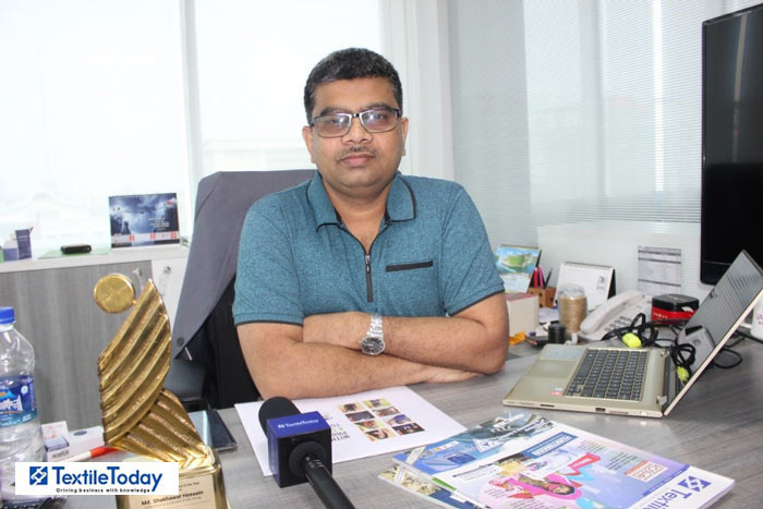 Md. Shakhawat Hossain Chief Operating Officer Eco Threads & Yarns