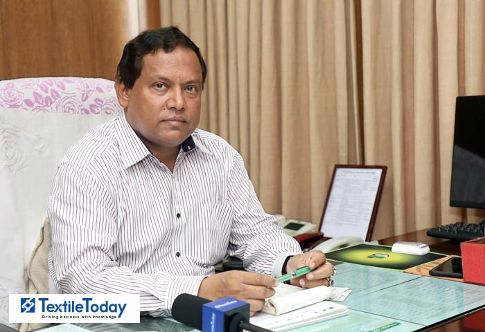 Mirza Azam MP State Minister for Textiles and Jute
