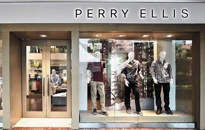 Perry Ellis signs agreement with Six Lincoln 0e6a16883