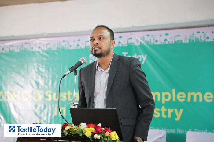 Tareq Amin delivered keynote speech Sustainability Implementation