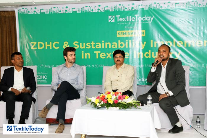 ZDHC and sustainability implementation Bangladesh textile industry