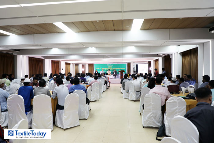 seminar ZDHC & Sustainability Implementation in Textile Industry