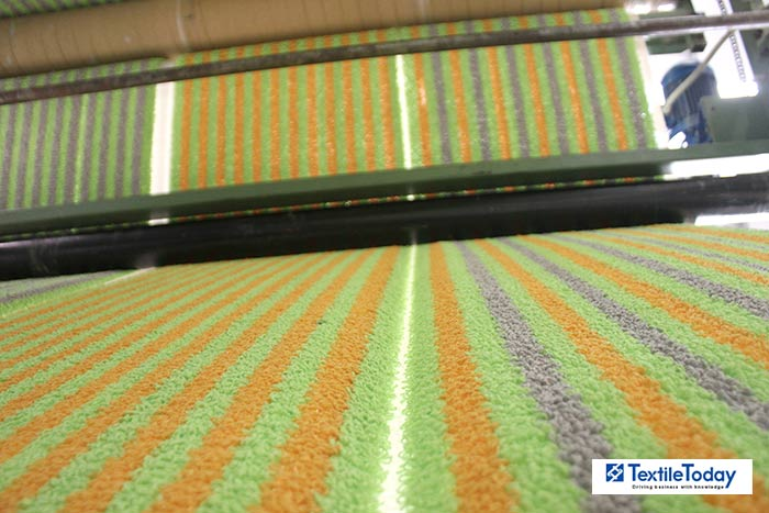 Bangladesh's home textile share is rising in global market