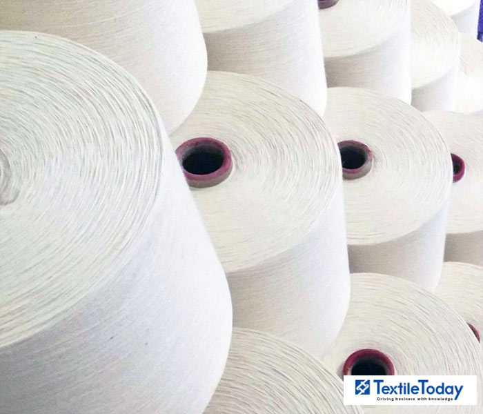 Packages of finer count yarn Hazrat Amanat Shah Spinning Mills Ltd