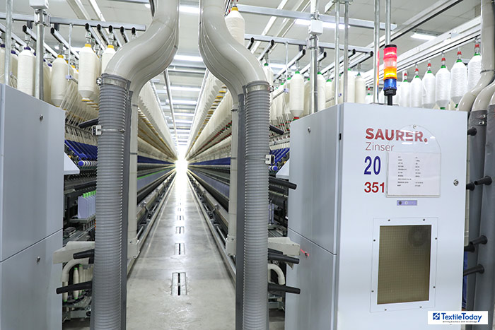 Global textile machinery market to grow 8% by 2022