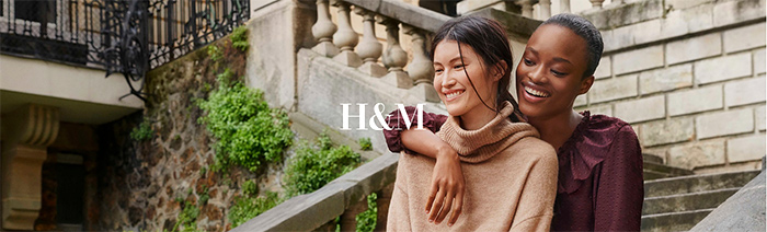 H&M the world's leading sustainable cotton user