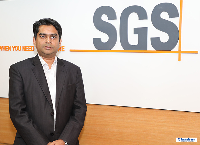 Abdur Rashid Country Manager of SGS Group