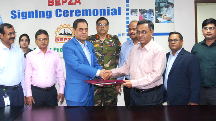 Sterling Group to set up apparel factory in Pabna EPZ