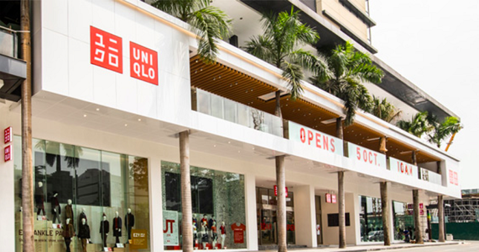 Uniqlo opens largest Southeast Asian store in the Philippines yet