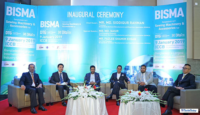 Bangladesh will continue to grow as a major textile machinery market