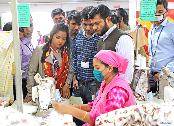 Textile Today Training & Northern Tosrifa Group jointly providing certificate in key technical skills areas