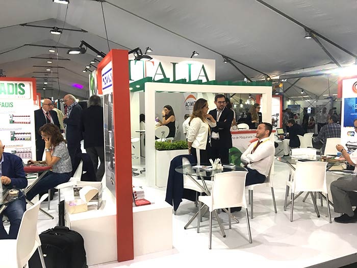 Italian machinery_Colombiatex 2019