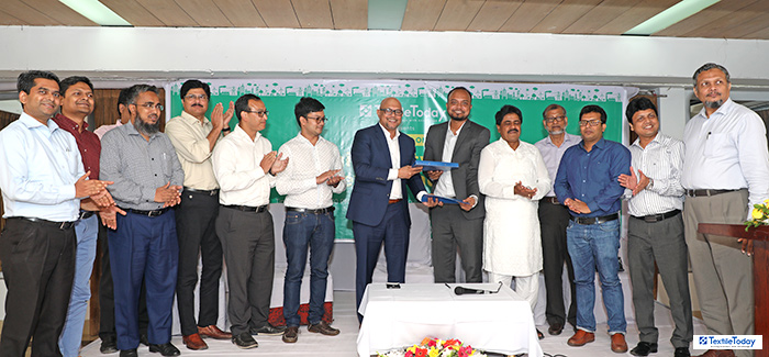 Textile Today & ERI Ltd jointly launched campaign for 'Implementing Sustainability'