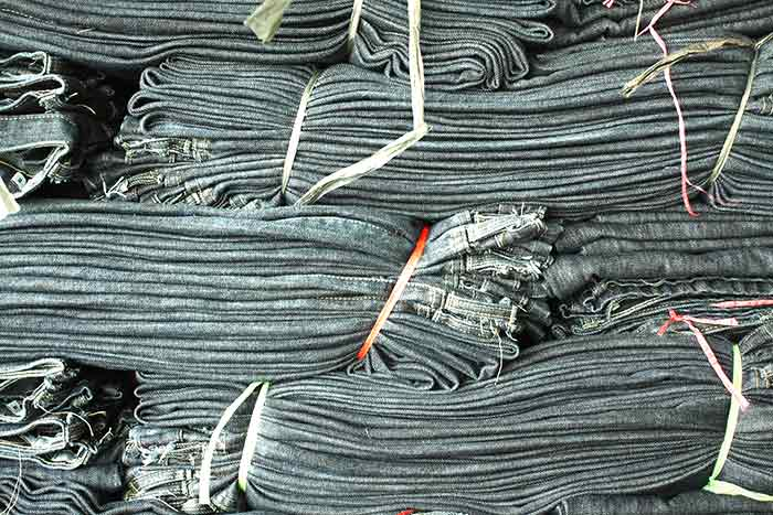 illegal imported yarns and fabrics