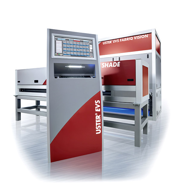 USTER EVS fabric inspection systems