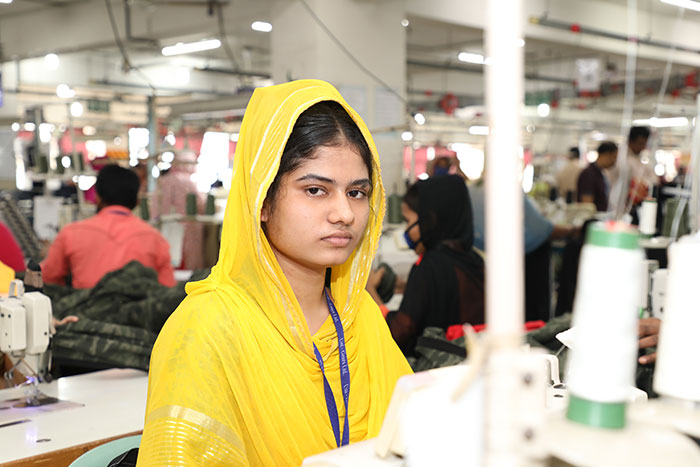 Figure 2: Four million workforce in the textile and apparel industry will be in uncertainty if the proposed 93% price hike implemented.