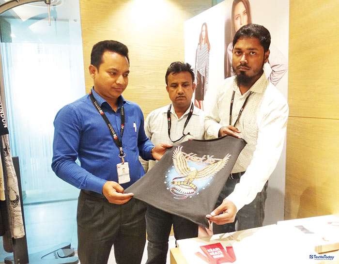 Impress-Newtex focuses on top quality printing