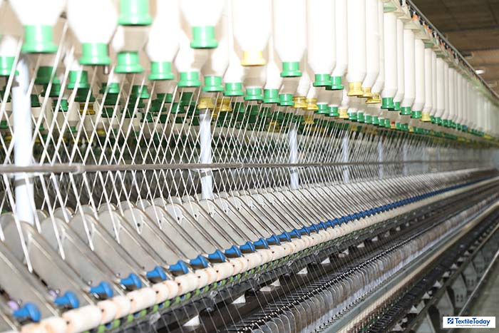 challenges of spinning industry