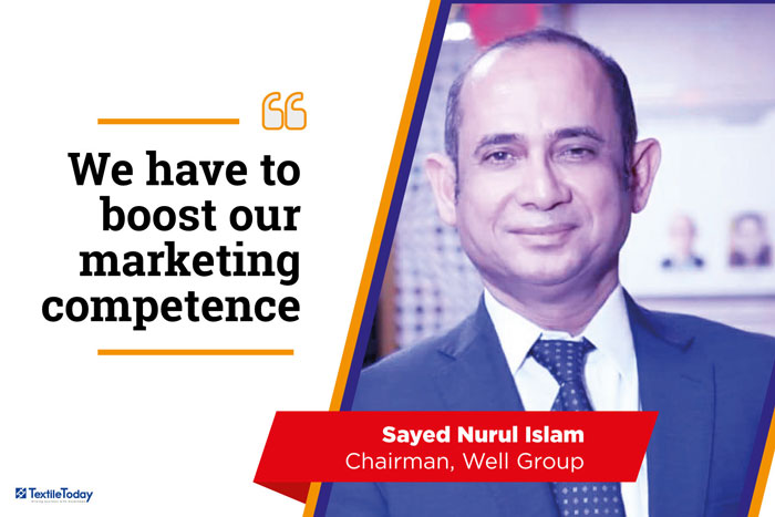 We have to boost our marketing competence'