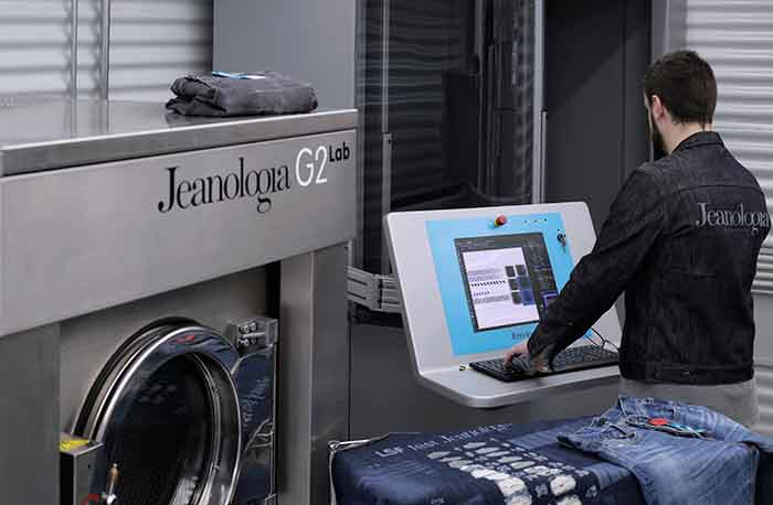 Jeanologia at BD Denim Expo 2019