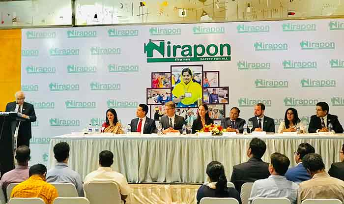 Nirapon launched in Dhaka