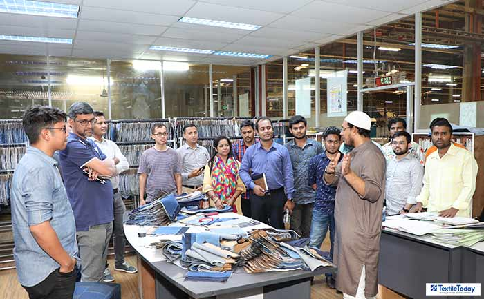 Amber Denim and Textile Today Denim Development & Manufacturing training